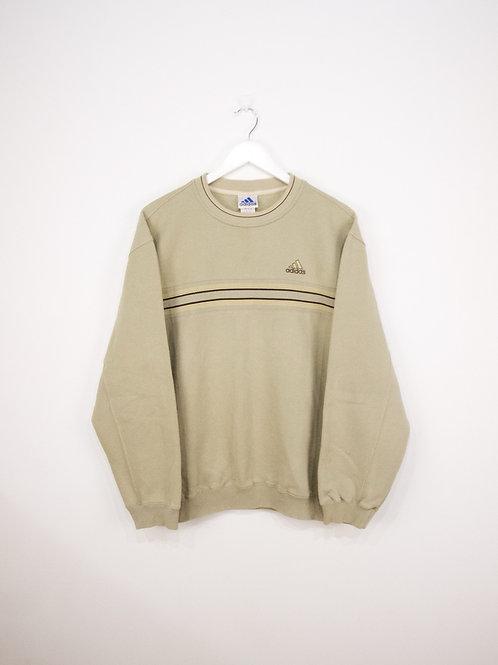 Sweat Adidas Vintage 90's Kaki - M
