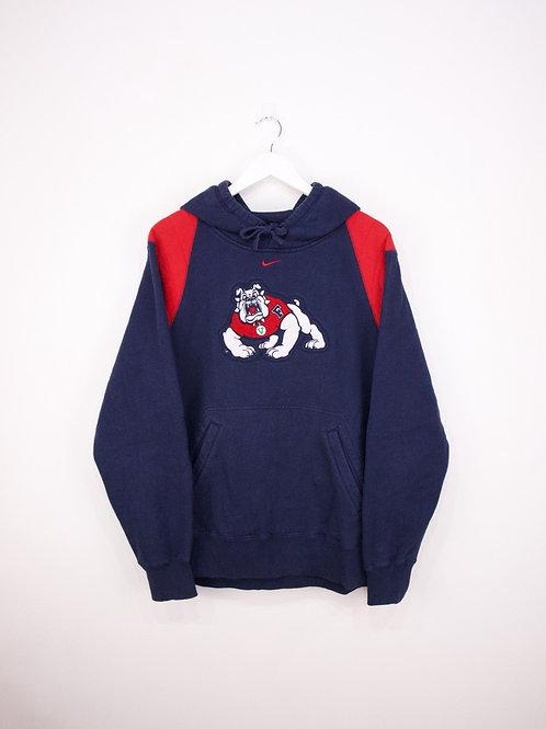 Hoodie Nike California Fresno State Bulldogs Vintage - L