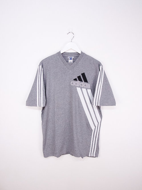T-Shirt Adidas Logo Vintage Y2K - L