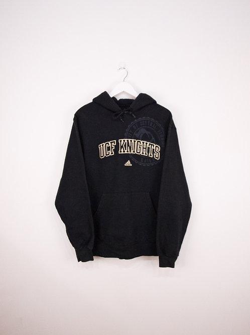 Hoodie Adidas Vintage UCF KNIGHTS - M