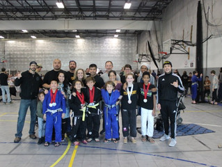 US Grappling Results