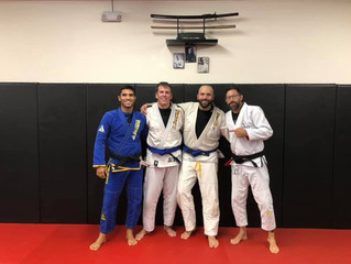 Two new Blue Belts!