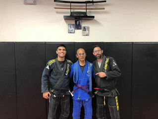 New Purple Belt