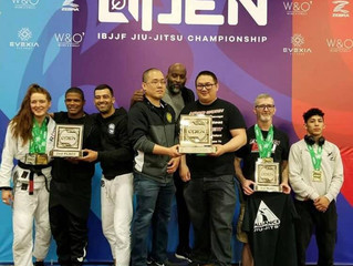 DC International Open Results