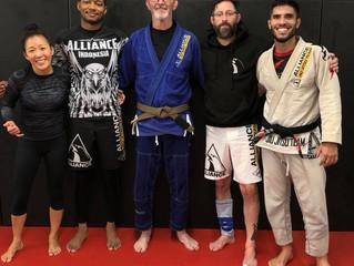 Congrats John!  New Brown Belt!
