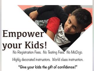 Join our world class Kids program
