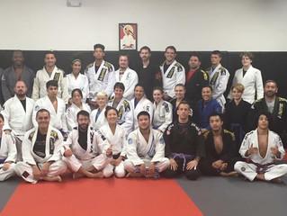 Great week of training w Takeyoshi