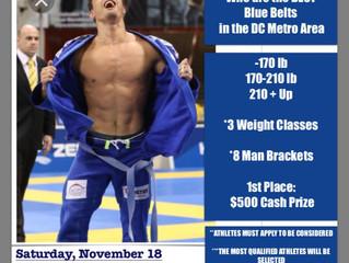 Blue Belt Invitational (DATE CHANGE)