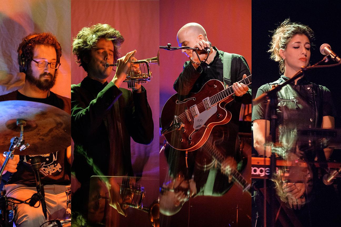 late sea band alive pic