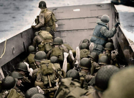 They're called the Greatest Generation for good reason - D-Day Remembered