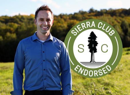 Ferguson receives prestigious environmental endorsement