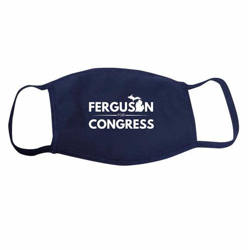 Navy Ferguson Mask