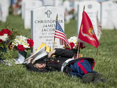 From soldier to citizen, Memorial Day calls on us to pay freedom forward