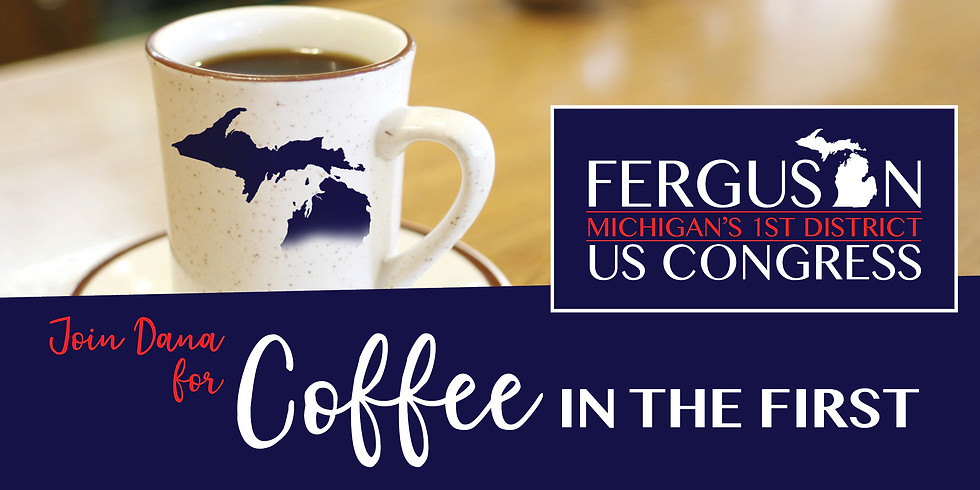 Coffee in the 1st: Escanaba