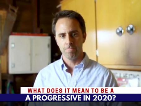 Progressives aren't unrealistic idealists, we're pragmatic futurists