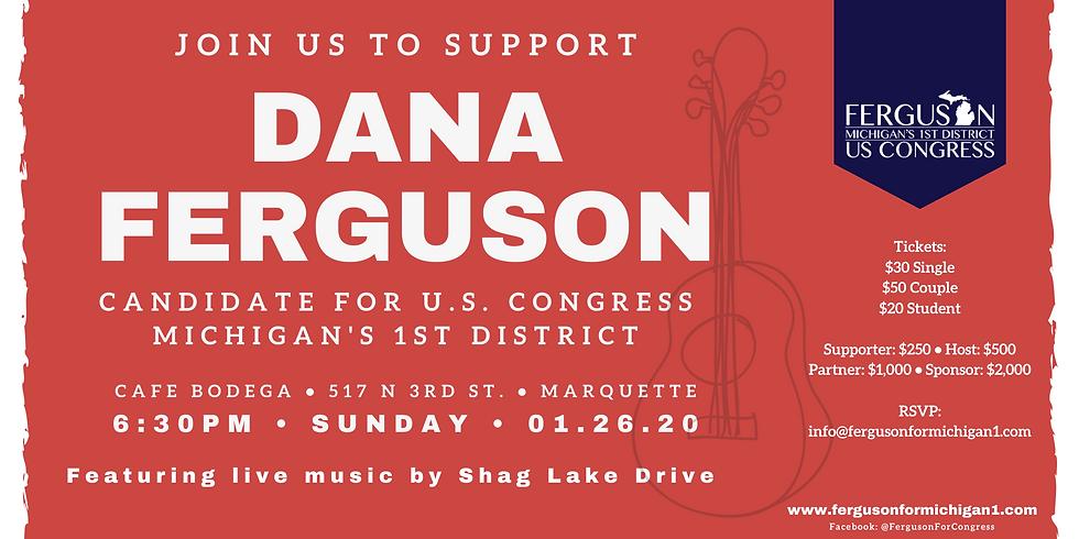 Ferguson for Congress Fundraiser