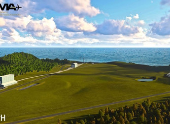 Spaceports could be example of future economy, time will tell its worth