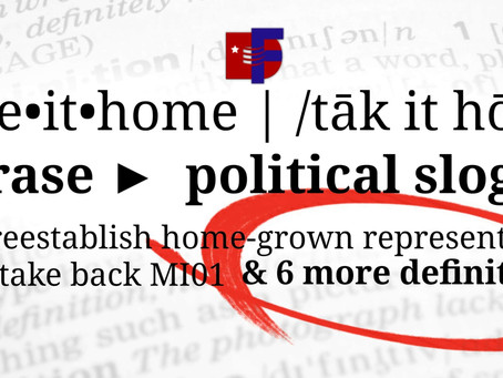 """What does """"Take it Home"""" really mean?"""