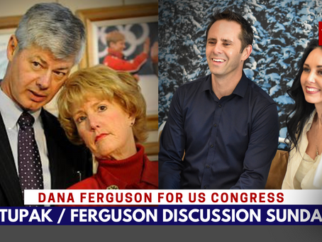 Stupaks to join Ferguson for Virtual Conversation