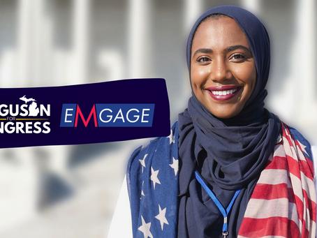 Muslim advocacy group encourages minorities to vote Ferguson