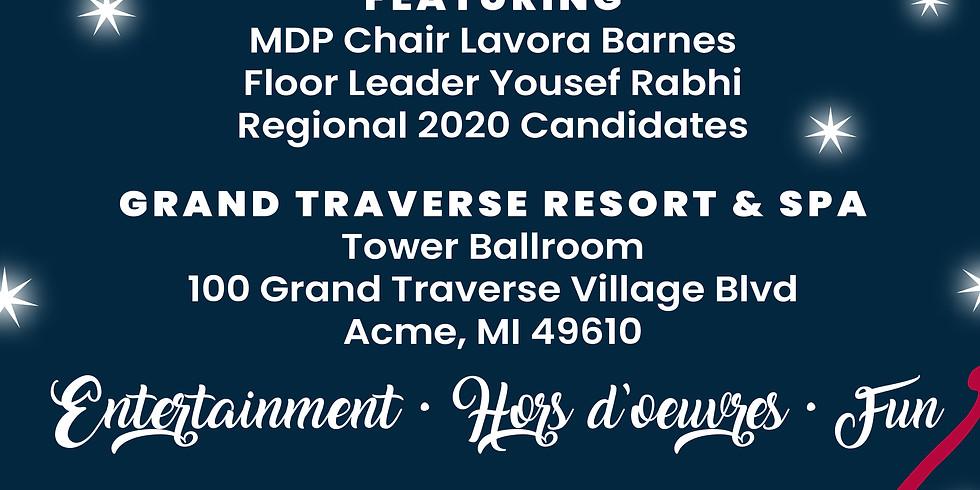 Grand Traverse Dems Winter Rally