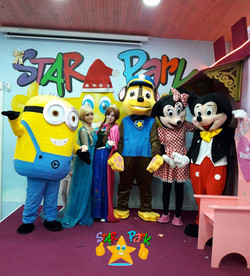 Cumpleaños-StarPark