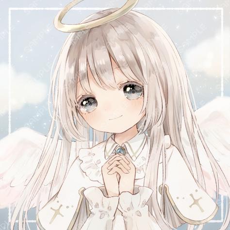 天使ちゃんアイコン