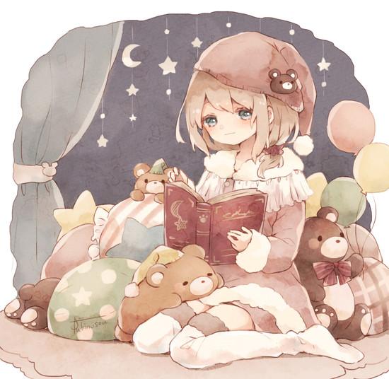 おやすみくまさん