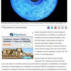 Site Correio do Povo 13.09.16