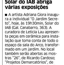 Jornal Correio do Povo 14.09.2016