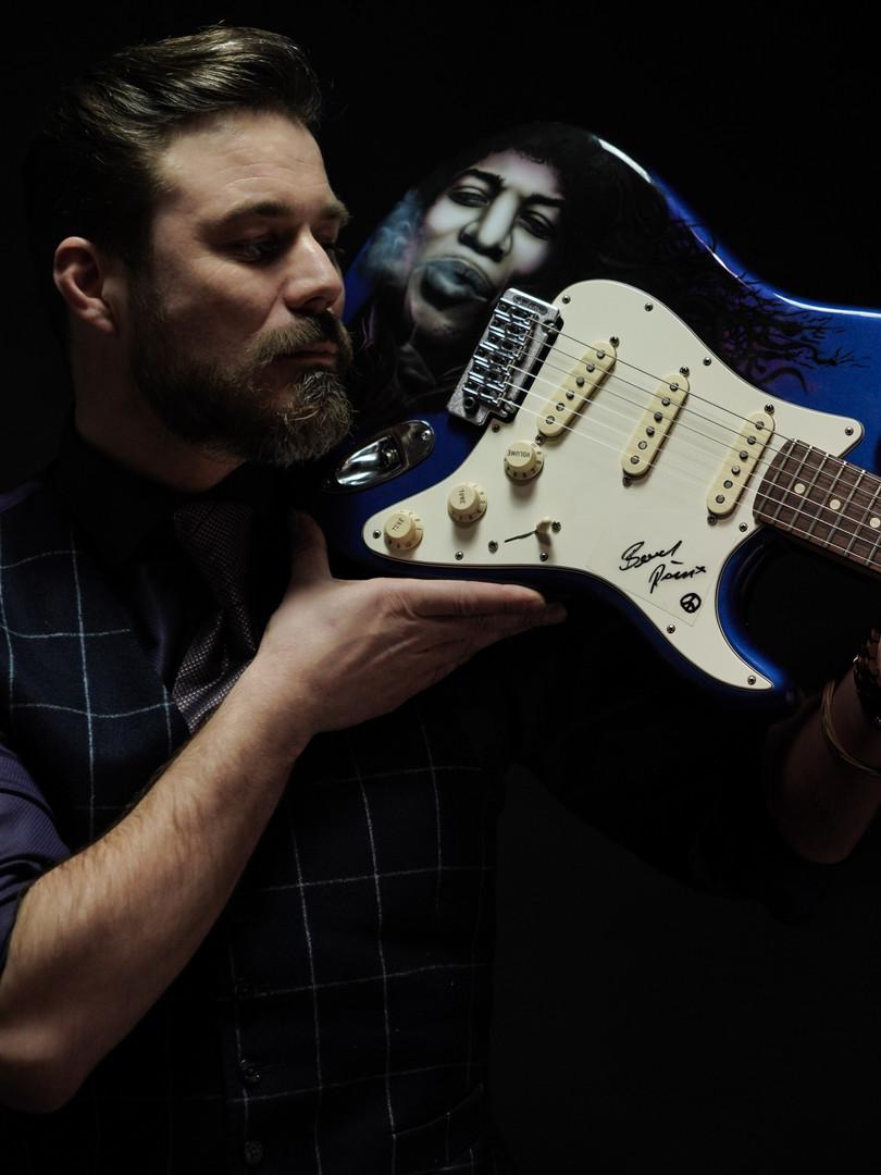 more than a guitar