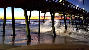 Pier Sunrise Light.JPG