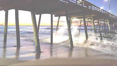 Pier Sunrise lighter.JPG