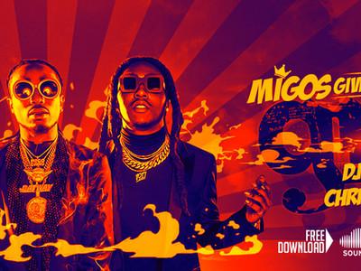 Migos - Give No Fxk (DJ T-Killa x Chris Storm Remix)