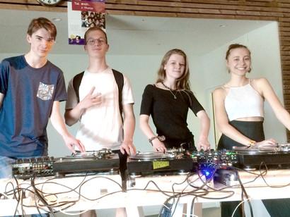 ATELIERS DJ / ECOLE EUROPEENNE DE STRASBOURG