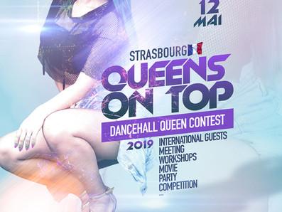 QUEENS ON TOP DANCEHALL CONTEST