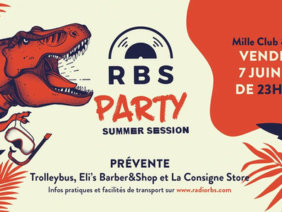 RBS PARTY / SUMMER SESSION