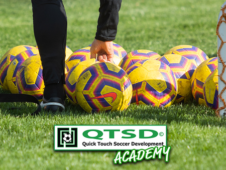 The History of Quick Touch Soccer Development (QTSD©)