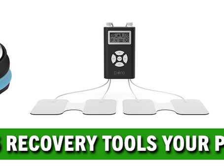TOP 5 RECOVERY TOOLS YOUR PLAYER NEEDS