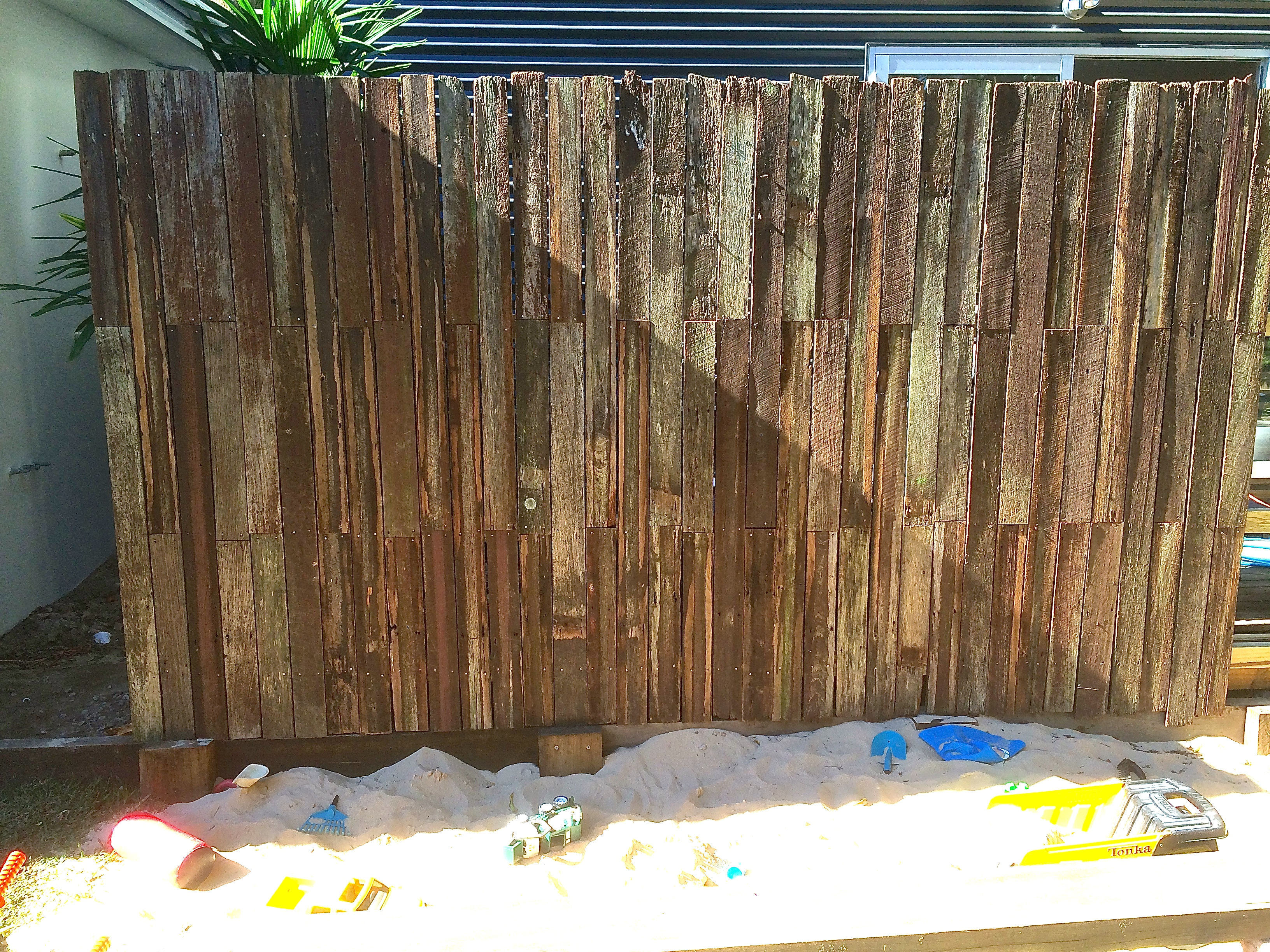 Reclaimed Hardwood Fencing
