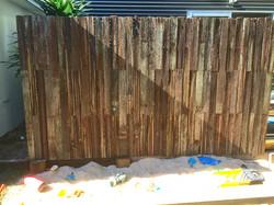 Reclaimed Hardwood Fencing