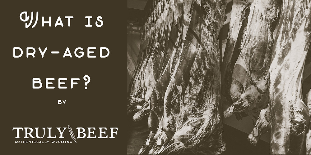 Dry-aging beef