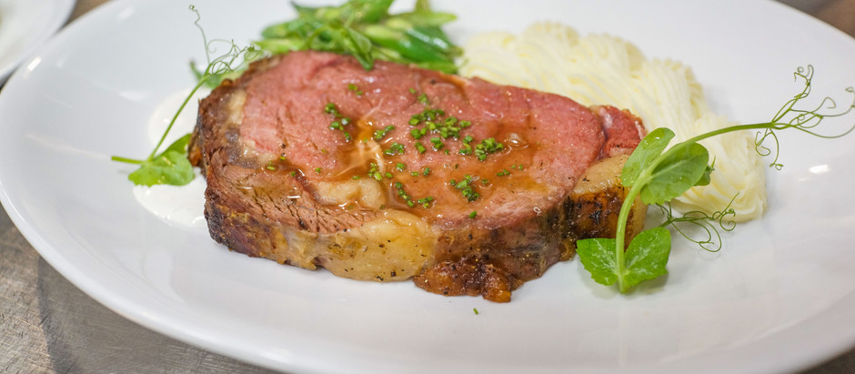 Birch Restaurant & Truly Beef Prime Rib Partnership