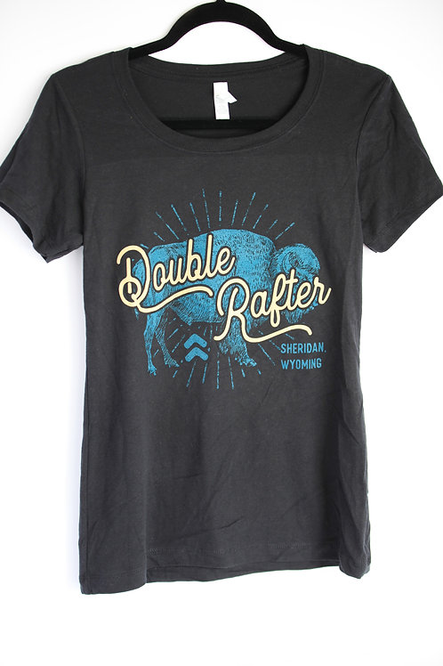 """Women's """"Double Rafter"""" T"""