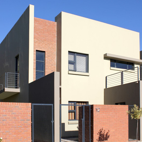 XO Architects - The Boulders Townhouses - Bloemfontein