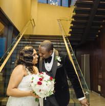 Tamisha & Sean photos by Focus Productions