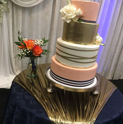 Cake by Molly Cakes and photography by Uncle Jerry