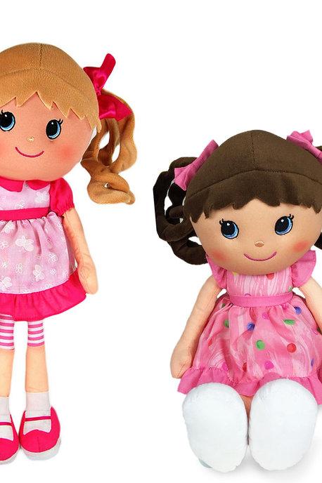 "15"" Sidney Doll - Latina"