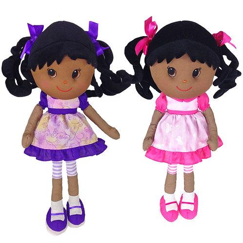 "15"" Sidney Doll - African American"