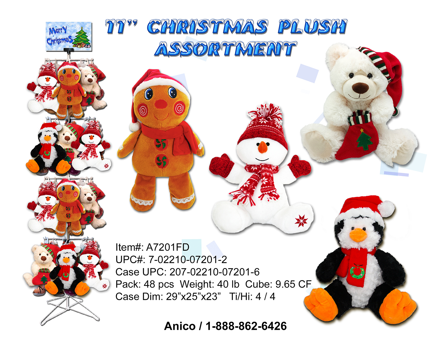 A7201FD Christmas Plush Sheet 011119 cop